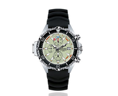 Chris Benz Depthmeter Chronograph 200M